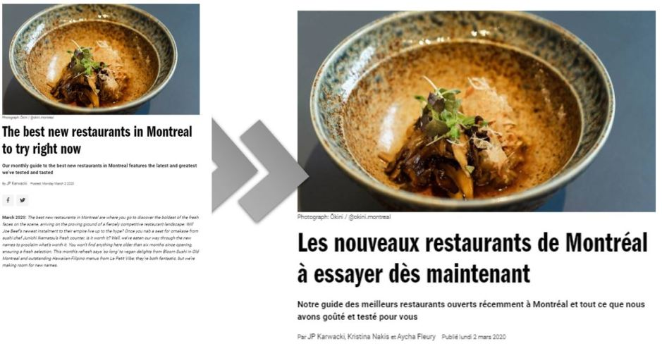 TimeOut Restaurants
